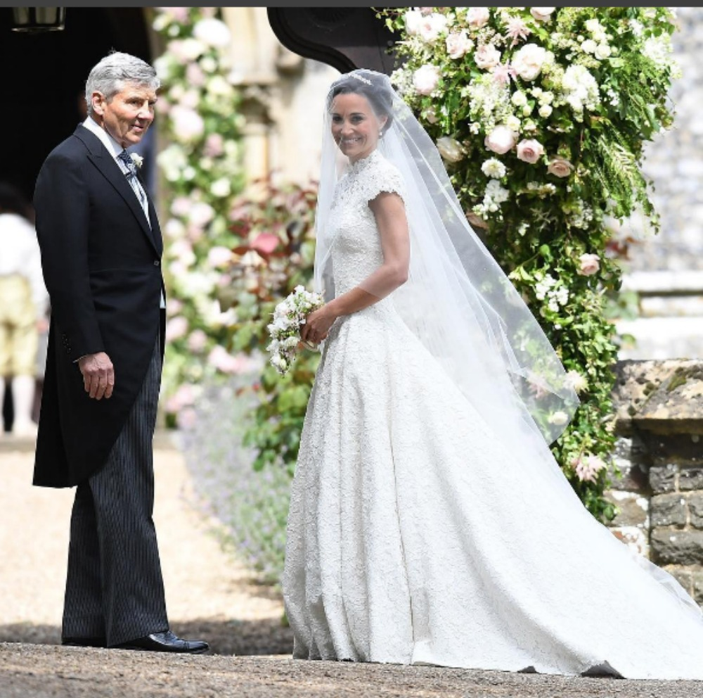 Pippa Middleton e James Matthews matrimonio 21