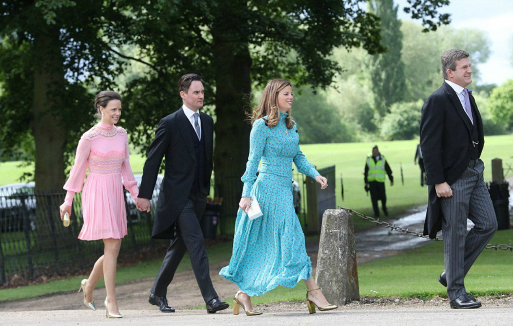 Pippa Middleton e James Matthews matrimonio 31