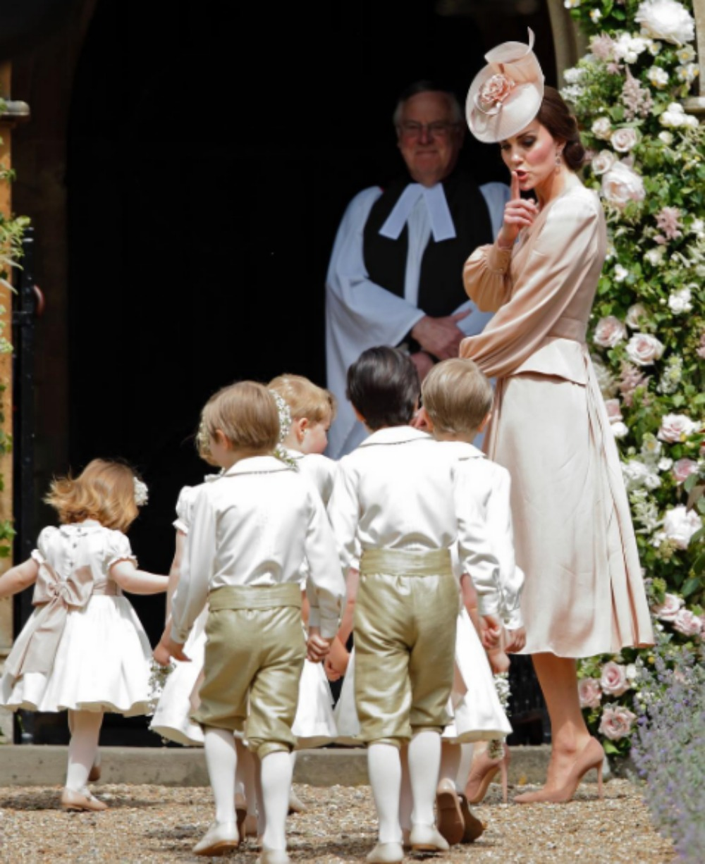 Pippa Middleton e James Matthews matrimonio 13