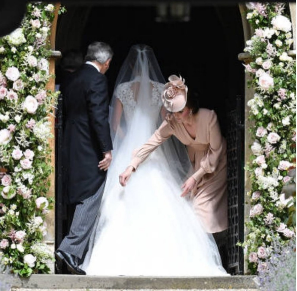 Pippa Middleton e James Matthews matrimonio 14