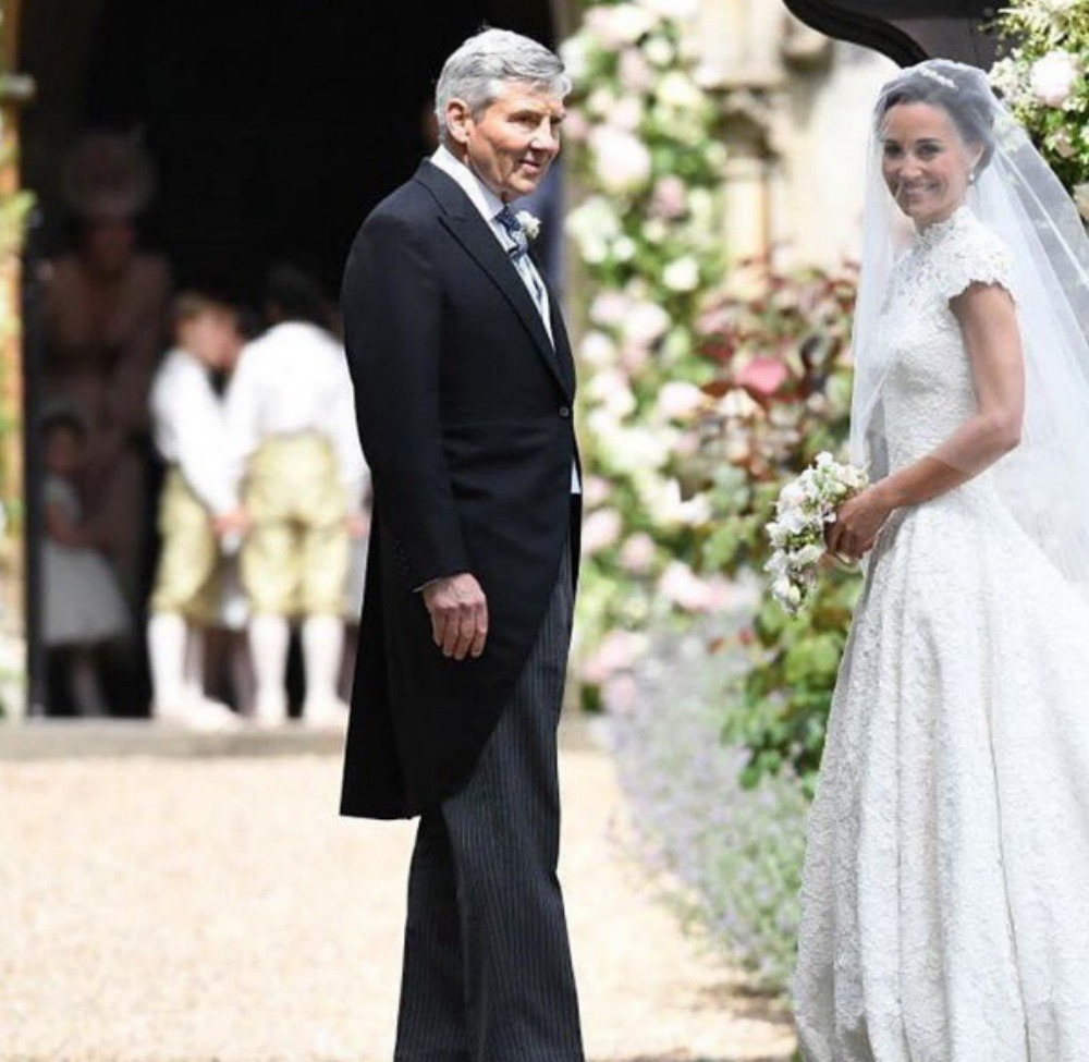 Pippa Middleton e James Matthews matrimonio 15
