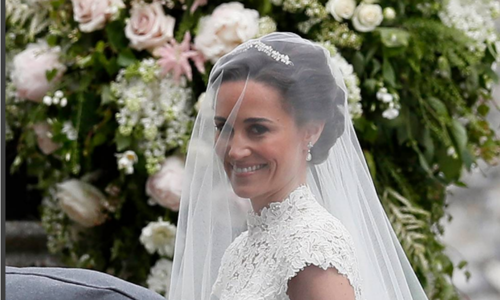 Pippa Middleton e James Matthews matrimonio 16