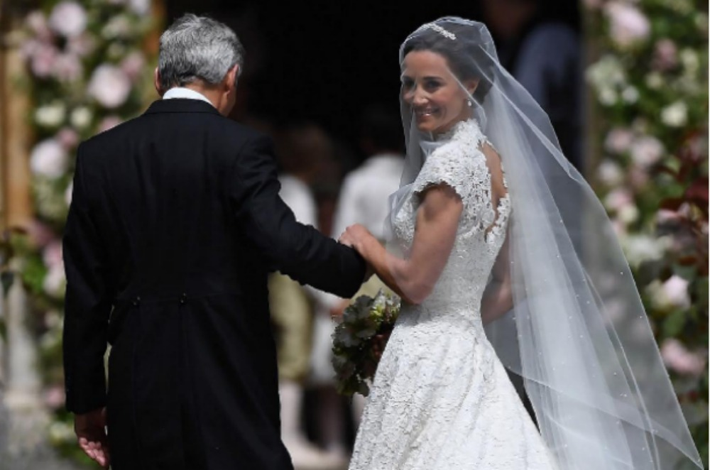 Pippa Middleton e James Matthews matrimonio 17