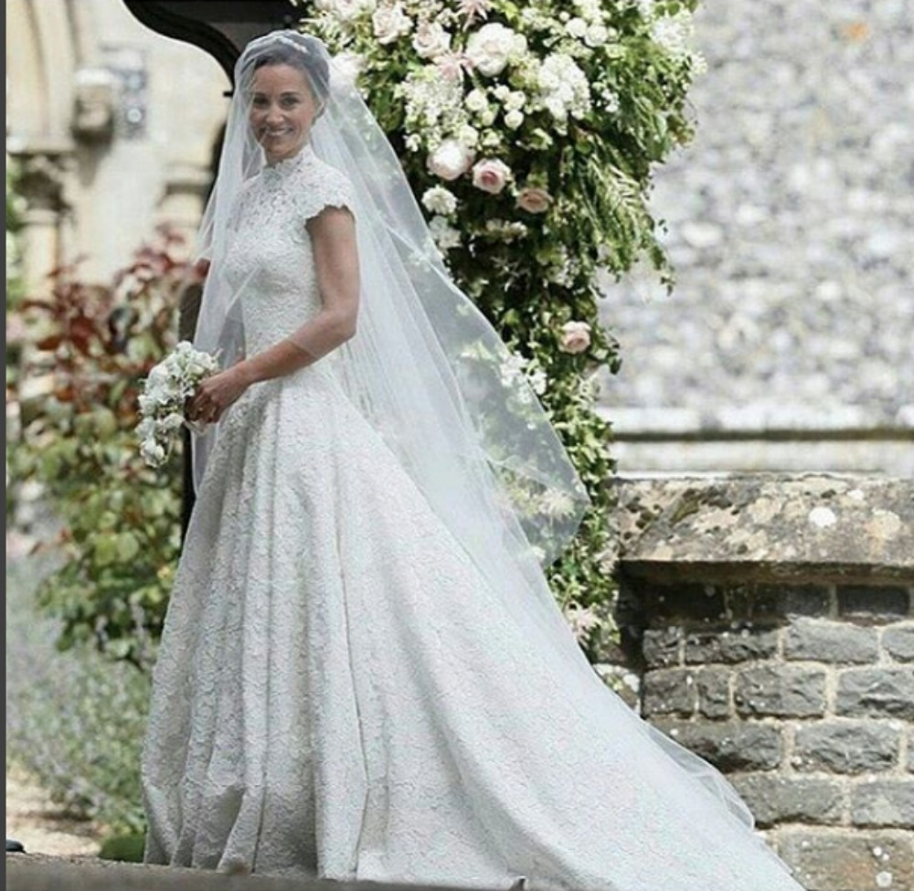 Pippa Middleton e James Matthews matrimonio 25