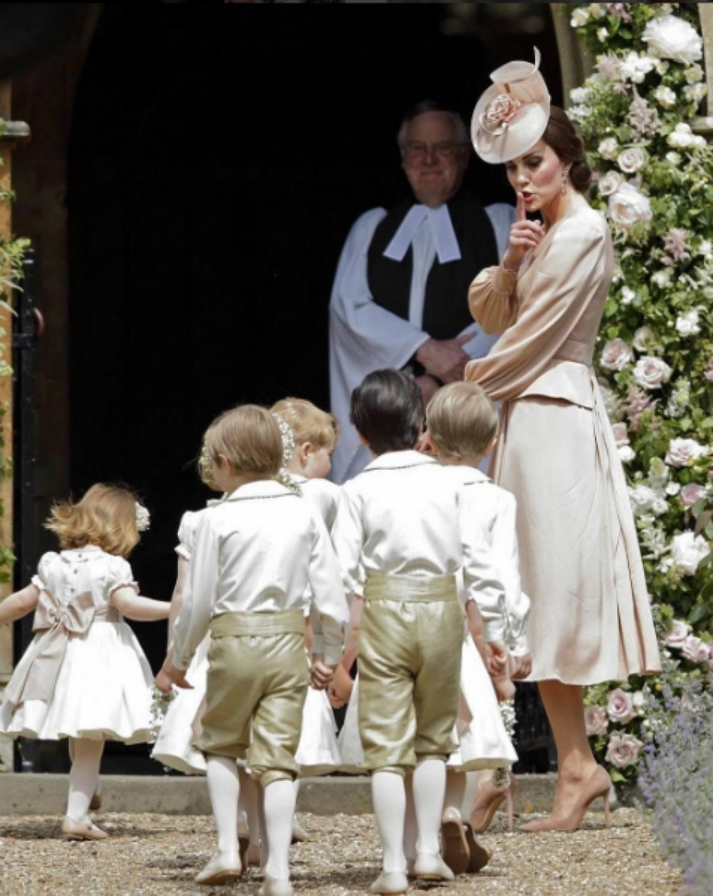 Pippa Middleton e James Matthews matrimonio 26