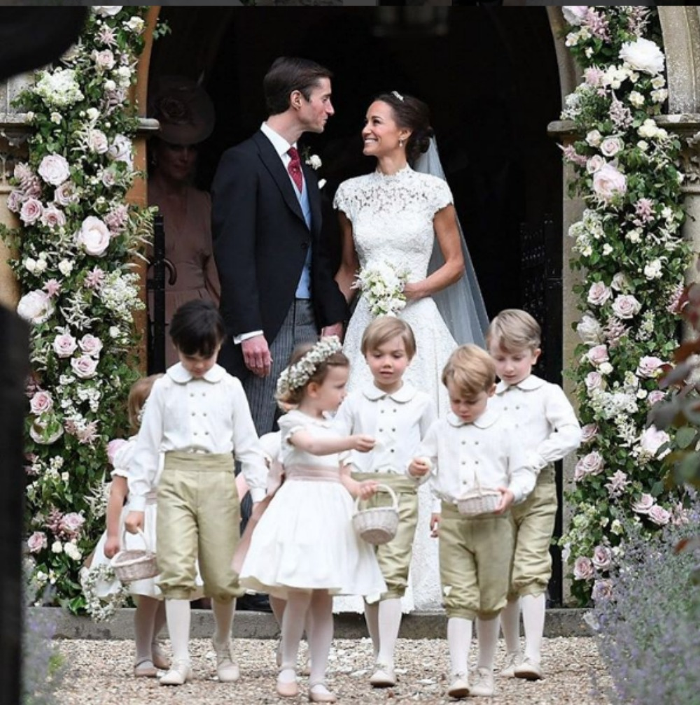 Pippa Middleton e James Matthews matrimonio 20