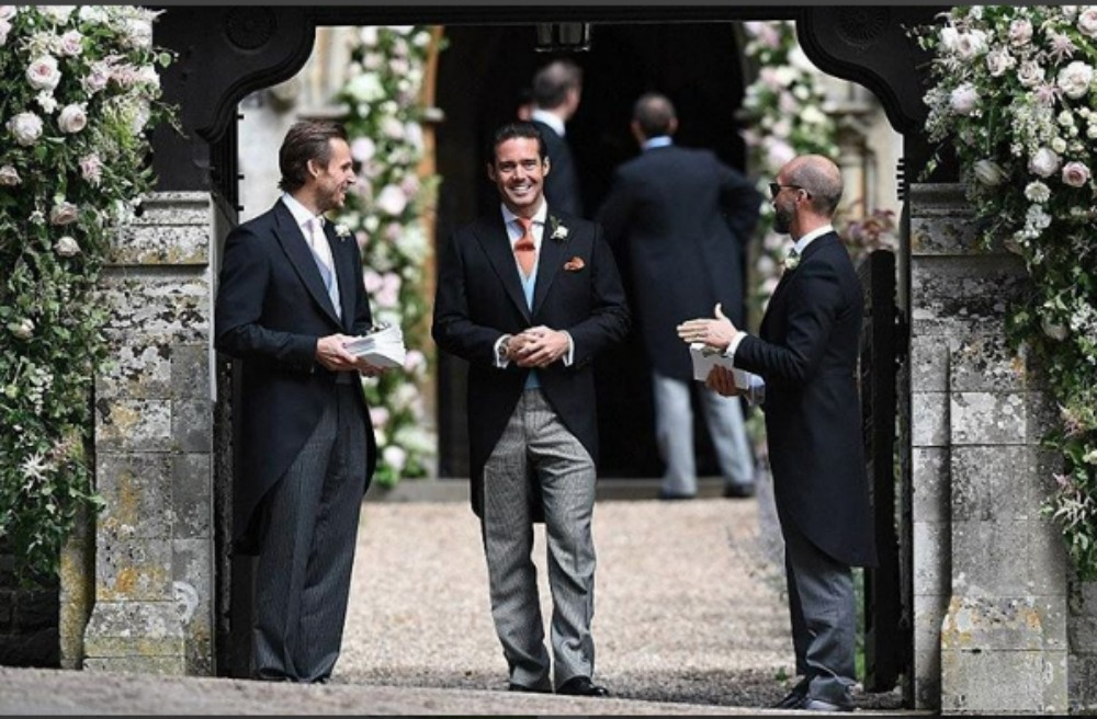 Pippa Middleton e James Matthews matrimonio 6