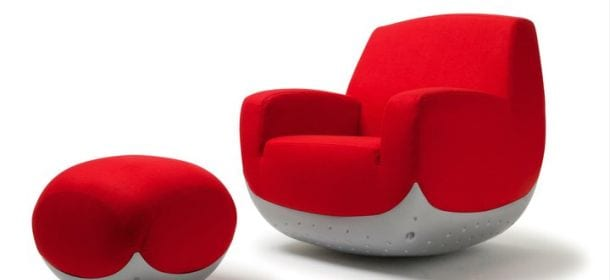 Domodinamica le poltrone di design da esporre al museo - Poltrone di design moderno ...