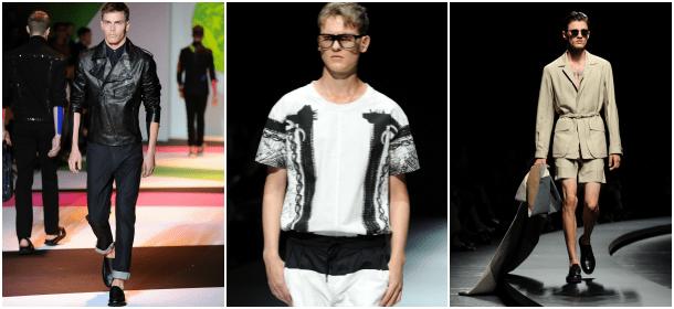 Le foto della prima giornata della settimana della moda for Design della moda milano