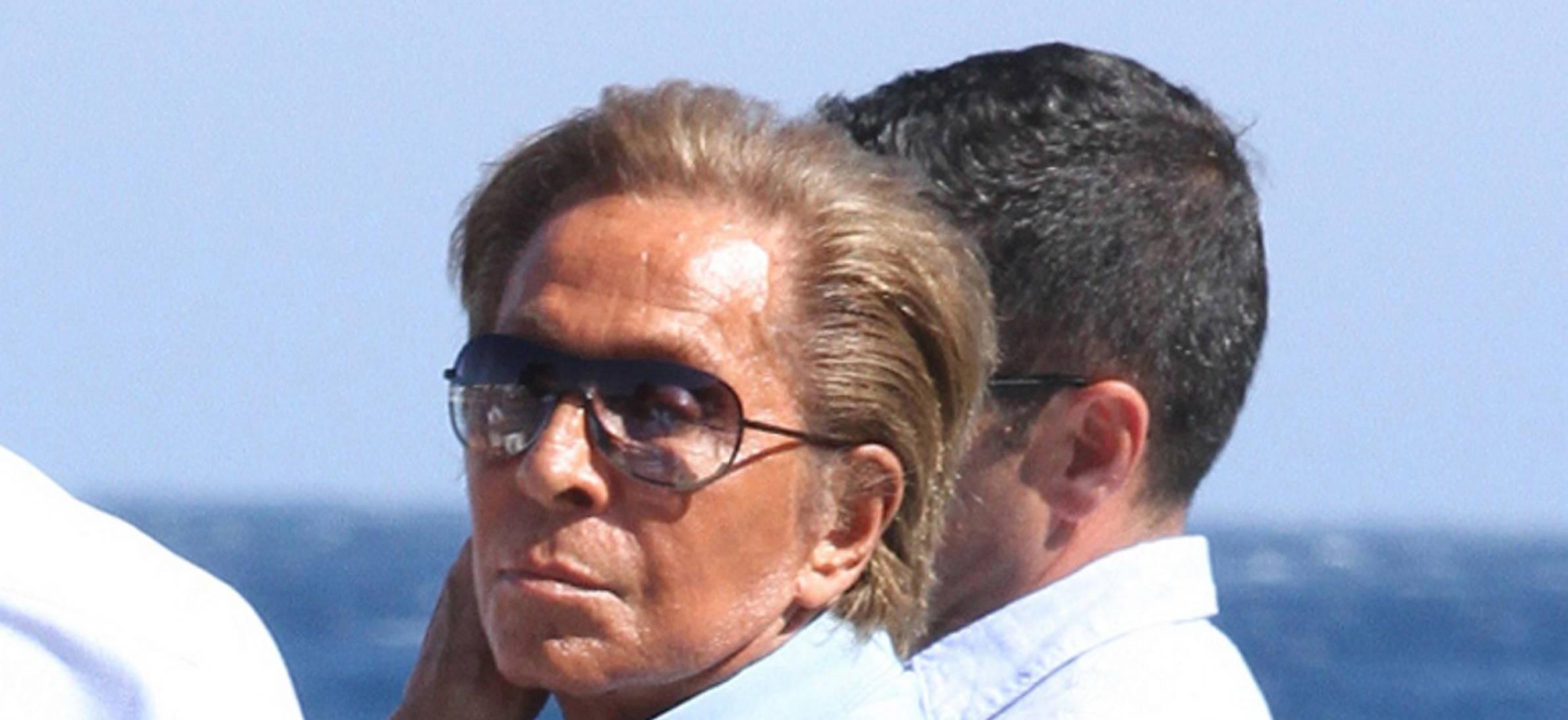 Valentino e Olivia Palermo look per la vacanza sulla barca. | Velvet Style Italia - Valentino-Garavani