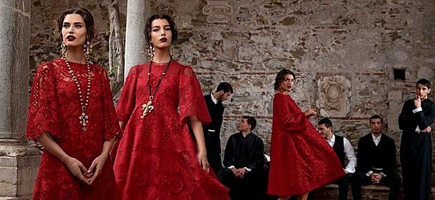 Dolce e Gabbana: la Collezione Donna 2014 è ispirata all ...