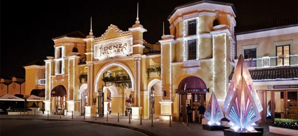 Outlet village la guida alle citt dello shopping in for Citta design outlet