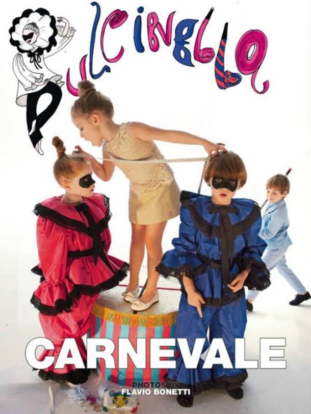 Costume Carnevale D&G