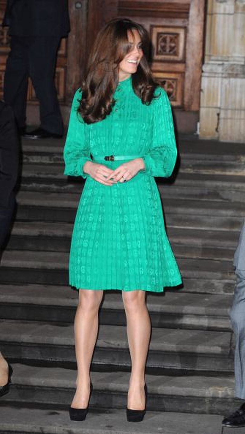 Foto Kate Middleton I Look Della Duchessa Velvet Style Velvetstyle