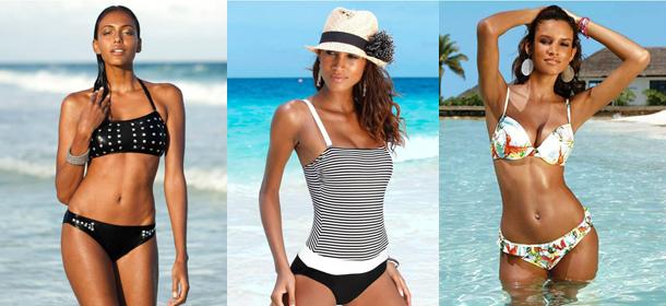 Bonprix costumi da bagno 2014 moda di tendenza a buon for Costumi due pezzi piscina