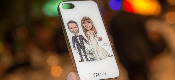 """Goo.ey dedica una cover """"appiccicosa"""" per smartphone a Elenoire Casalegno"""