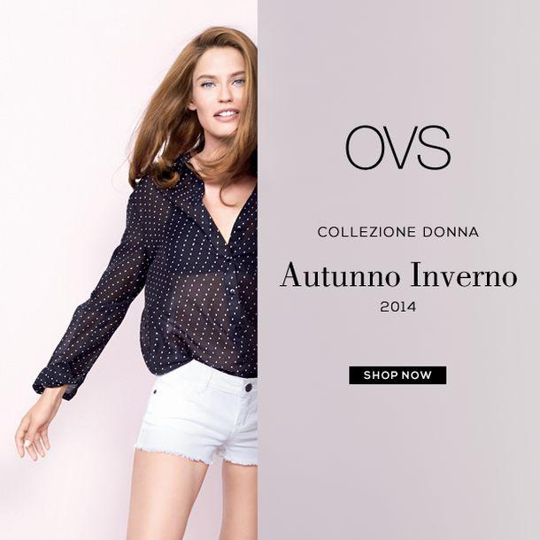 e34eaefe60de Bianca Balti modella Ovs - Velvet Style - VelvetStyle