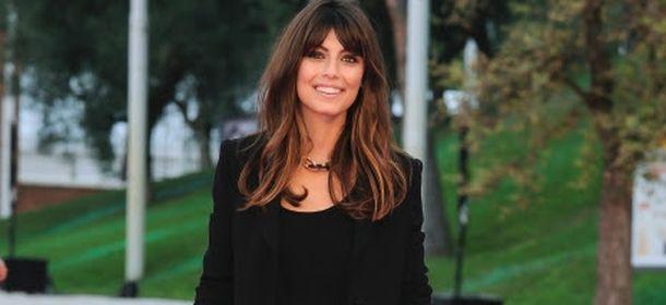 Alessandra Mastronardi sceglie il total black Just Cavalli ...