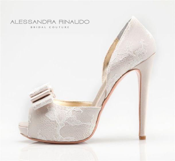 Scarpe Da Sposa Alessandra Rinaudo Presenta La Sua Luxury