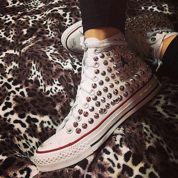 borchie per scarpe converse