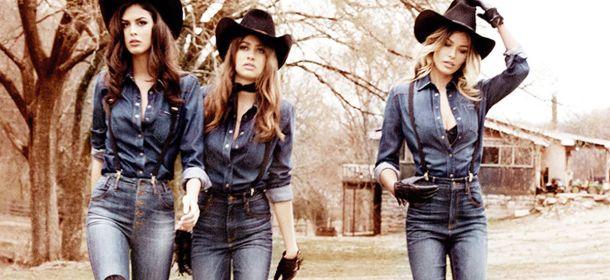 Jeans a vita alta: il vintage style confermato tra i trend di stagione