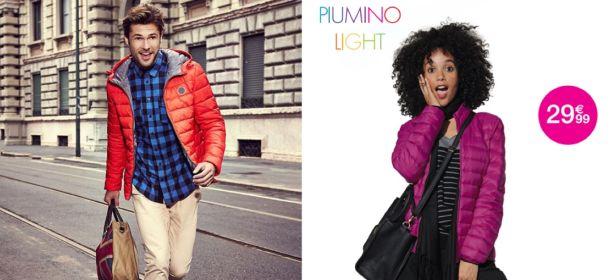 Piumini light la moda perde la testa per i giubbotti di for Piumino mezza stagione