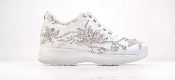 hogan sneakers bianche