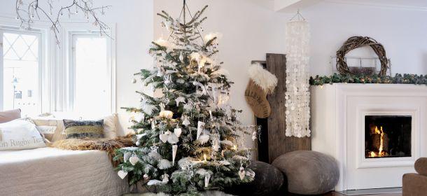 Natale in stile shabby 5 idee per un risultato ultra chic - Decorazioni natalizie stile shabby chic ...