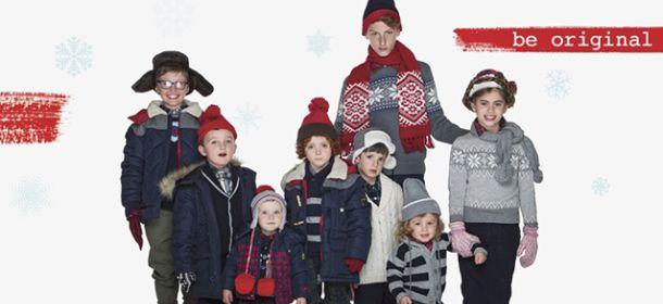 Original Marines: la moda invernale a misura di bambino e di ragazzo