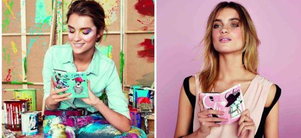 Trussardi e Samsung insieme: le cover diventano glamour [FOTO]