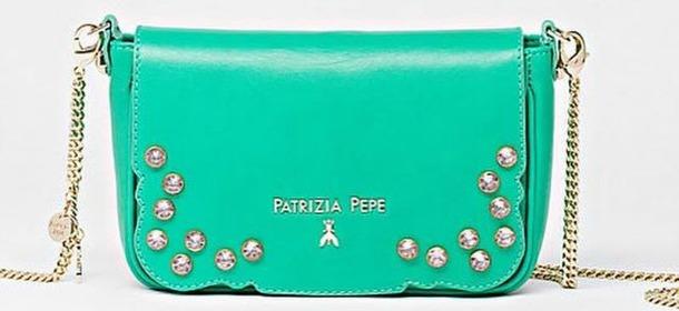 new style 66957 e6e25 Patrizia Pepe: la collezione borse P/E 2015 è un diario di ...
