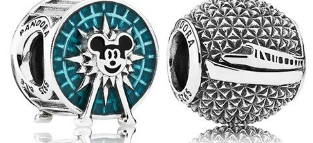 Pandora e Walt Disney: i gioielli da favola brillano al buio