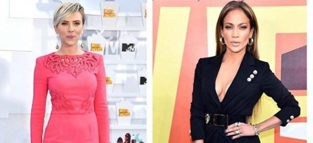 Mtv Movie Awards: da Scarlett Johansson a Jennifer Lopez, i look delle star [FOTO]