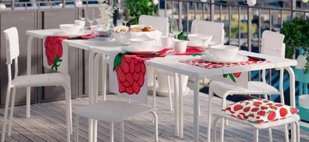 Ikea arreda l'estate: tripudio di colori e creatività in casa