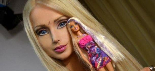 Barbie umana, la modella Valeria Lukyanova impazza sul web [FOTO]