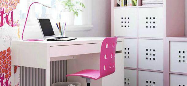 Trendy da ikea arriva scrivanie sedie e librerie per lo studio e il lavoro velvet style - Scrivanie da camera ...