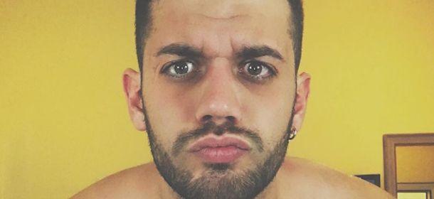 """Gianmarco Valenza: """"La barba? Ho in mente qualche pazzia"""" [INTERVISTA]"""