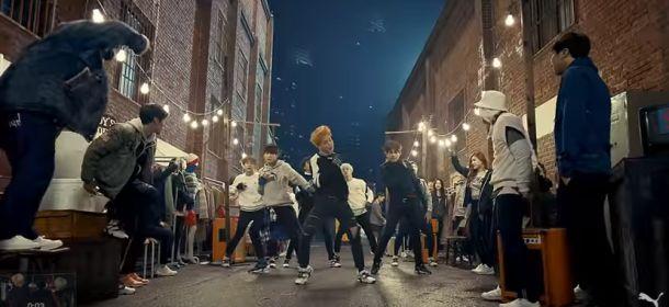 Bangtan Boys, la band coreana nel nuovo spot di Puma Blaze [VIDEO]