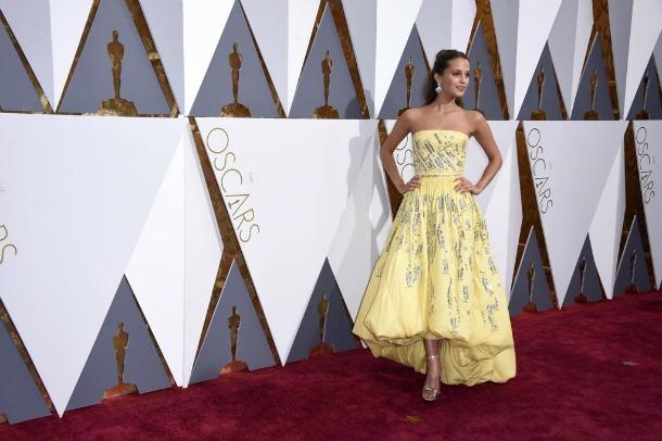 Oscar 2016: i migliori look del red carpet