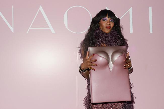 Naomi Campbell: l'Arte della Bellezza