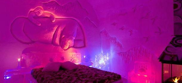"Ice Hotel: per una vacanza da ""brivido"""