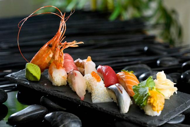 I sushi restaurant più trendy d'Italia