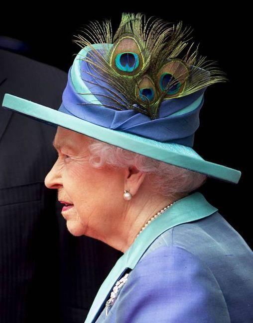 Tutti i cappelli della Regina Elisabetta II