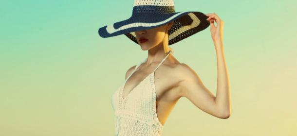 Moda Mare 2016: i cappelli di paglia più glam