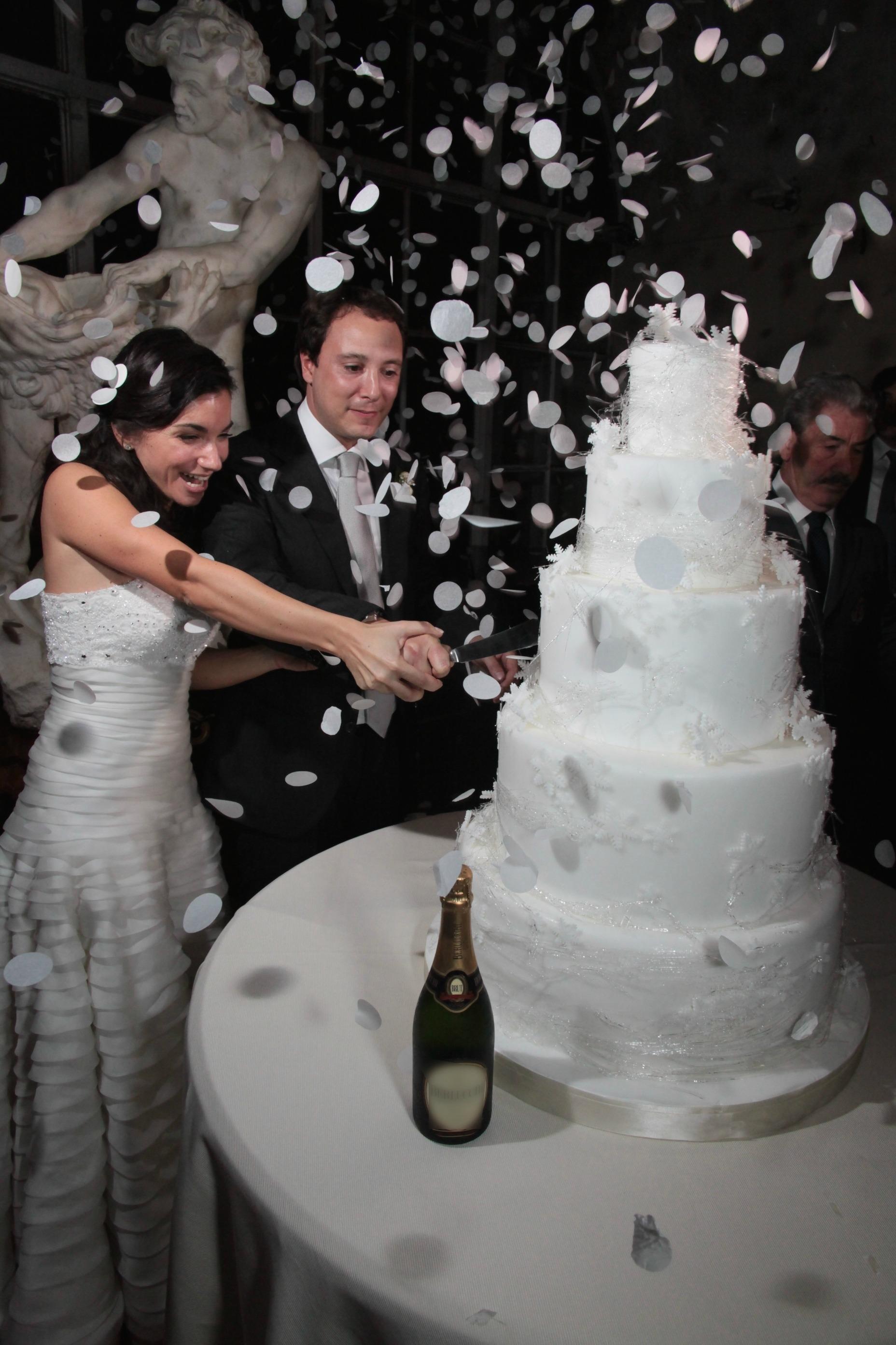 La torta del tuo matrimonio: suggerimenti per la scelta