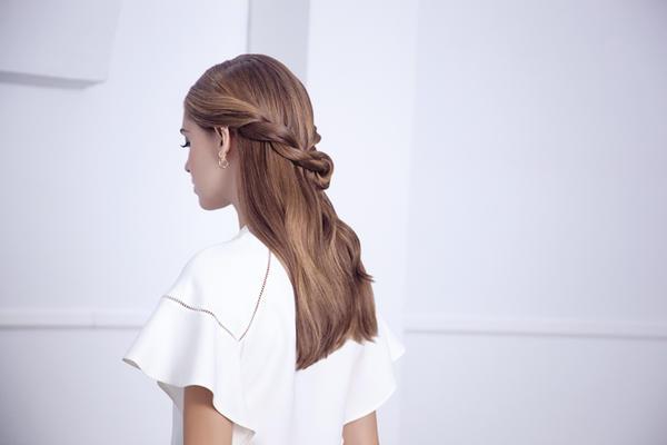 Chiara Ferragni: le acconciature della sua prima Hair Collection