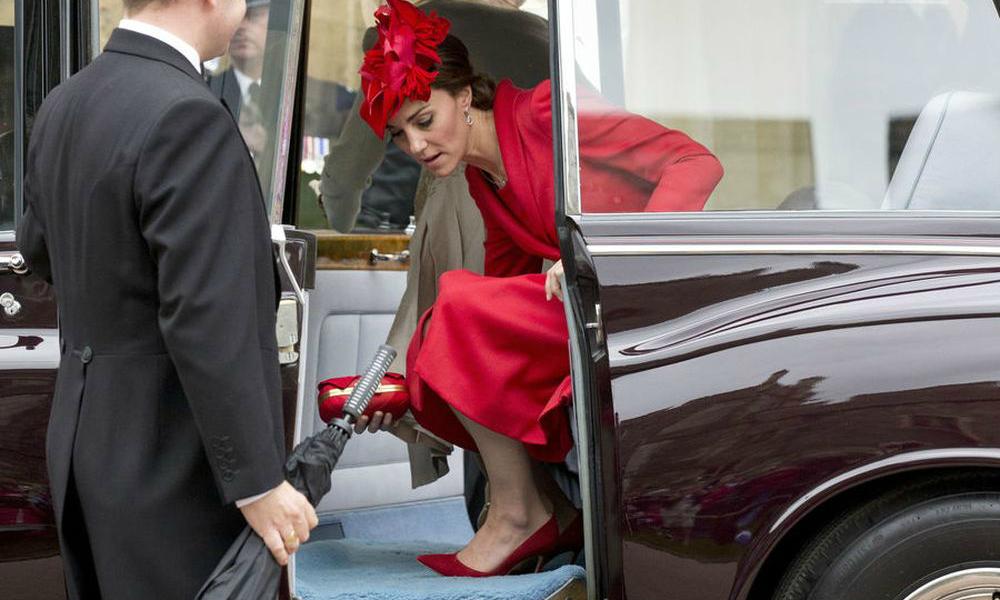 Kate Middleton sulla figlia Charlotte: E' dolce e grintosa
