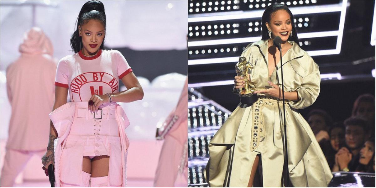 Da Rihanna a Beyoncé: tutti i look dei VMAs
