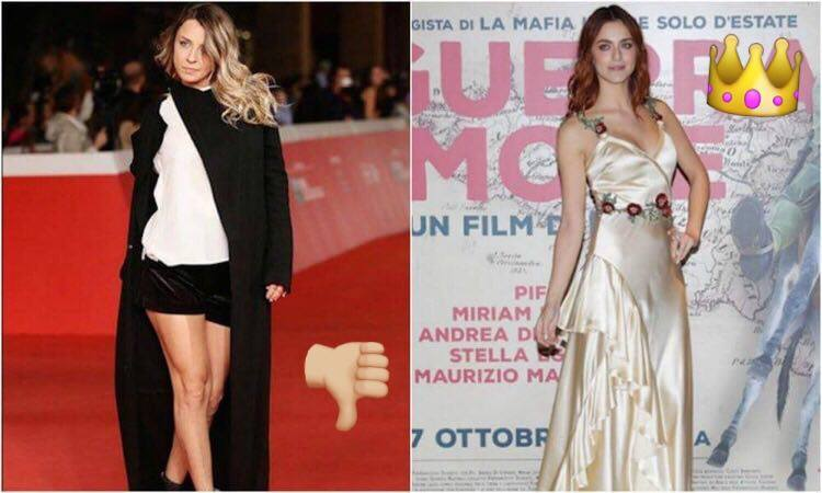 Festa del Cinema di Roma: i look top e flop