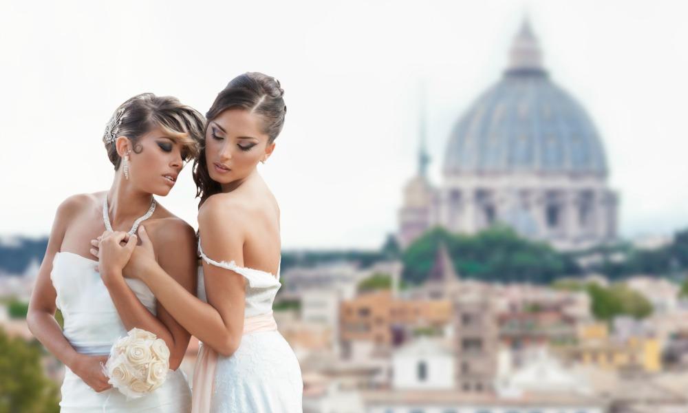 Blitz di Forza Nuova contro il Gay Wedding